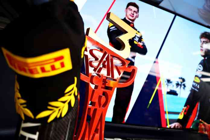 Max Verstappen claims third in Spain 2019