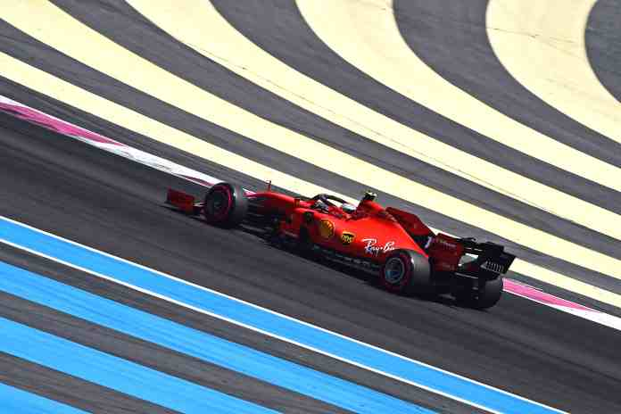 2019 French Grand Prix, Saturday - Charles Leclerc (image courtesy Scuderia Ferrari Press Office)