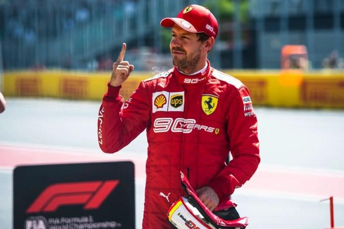 f1chronicle-2019 Canadian Grand Prix, Saturday - Sebastian Vettel