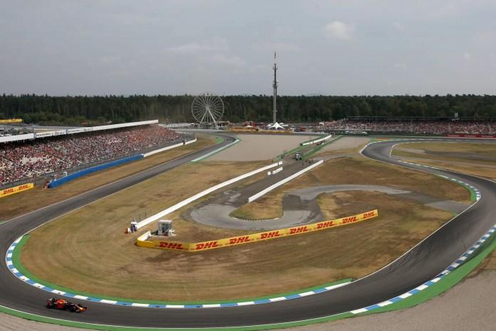 German Grand Prix Hockenheim