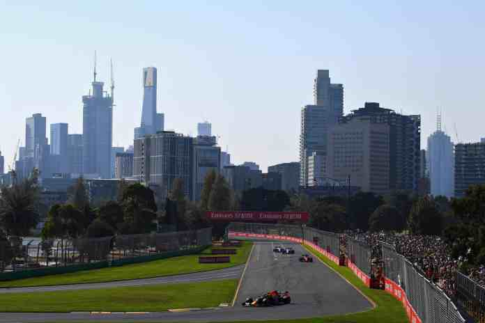 Melbourne will kick off the 2020 Formula 1 calendar (image courtesy Red Bull Racing)
