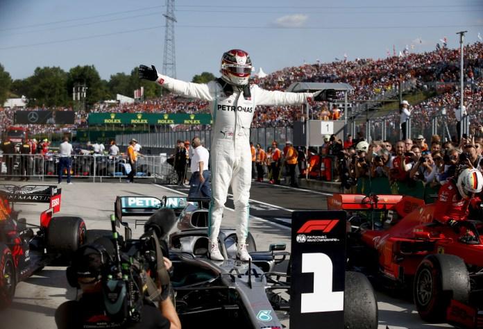 f1chronicle-2019 Hungarian Grand Prix, Sunday - Lewis Hamilton (image courtesy Mercedes-AMG Petronas)