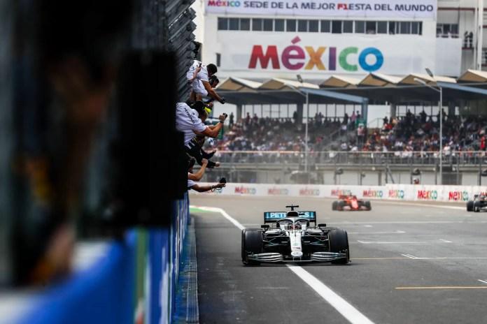 f1chronicle-2019 Mexican Grand Prix, Sunday - Lewis Hamilton (image courtesy Mercedes-AMG Petronas)