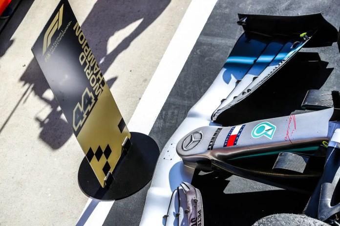2019 United States Grand Prix, Sunday - Lewis Hamilton (image courtesy Mercedes-AMG Petronas)