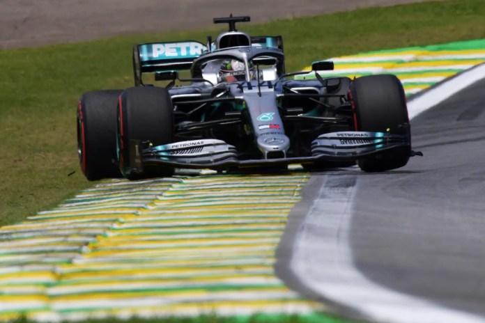 2019 Brazilian Grand Prix, Saturday - Lewis Hamilton (image courtesy Mercedes-AMG Petronas)