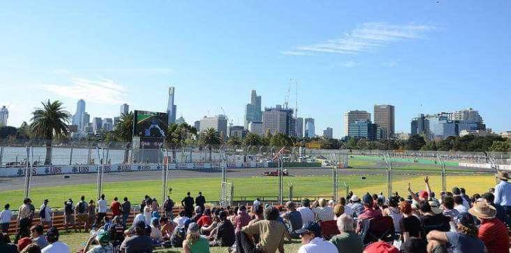 Image result for Australian Grand Prix Albert Park Map