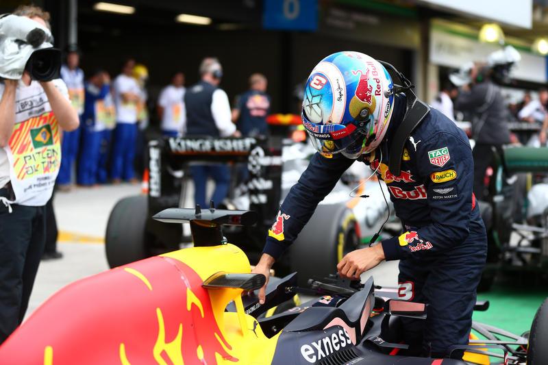 """Red Bull, Ricciardo: """"Non mi dispiace la pista di Abu Dhabi"""""""