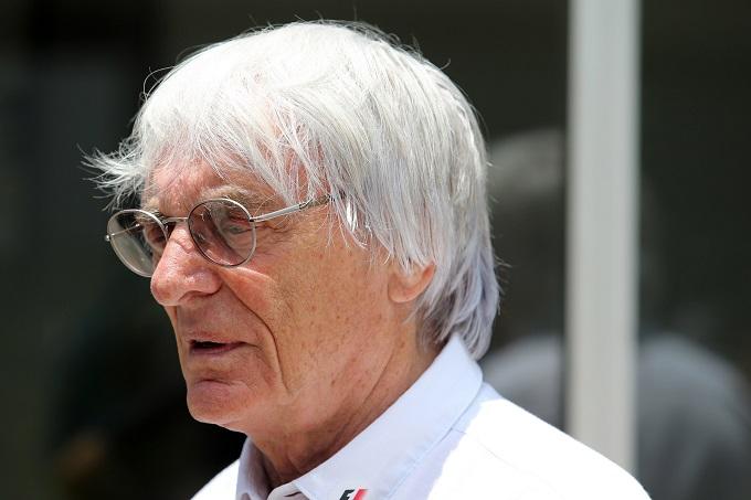 """Bernie Ecclestone: """"Singapore non vuole più il Gran Premio"""""""