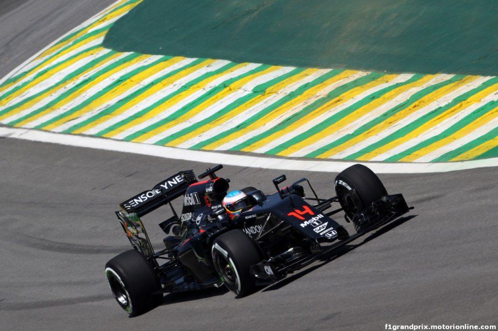 """Alonso: """"Oggi mi è piaciuto tanto guidare"""""""
