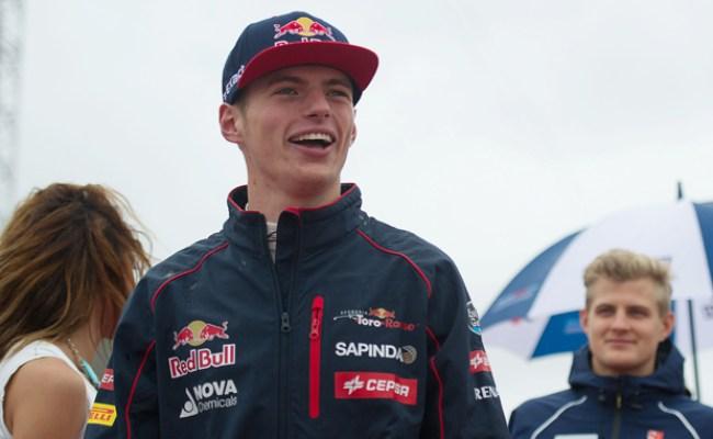 Verstappen Gets 2016 Laureus Awards Nomination F1i