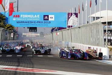 Formula E Vergne Marrakesh intervista