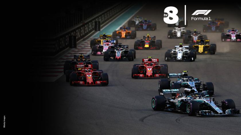 Calendario Gp F1.Calendario Formula 1 2019 Ben 5 Gare In Chiaro Su Tv8