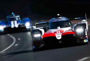Le Mans entry list