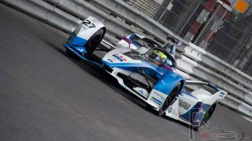 New York E-Prix BMW