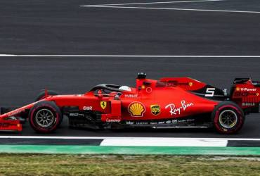 Ferrari GP Germania Binotto