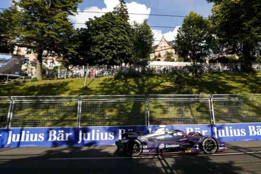 Virgin Preview New York E-Prix