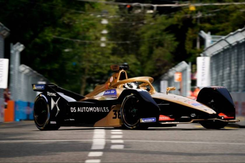 DS Techeetah - Andrè Lotterer