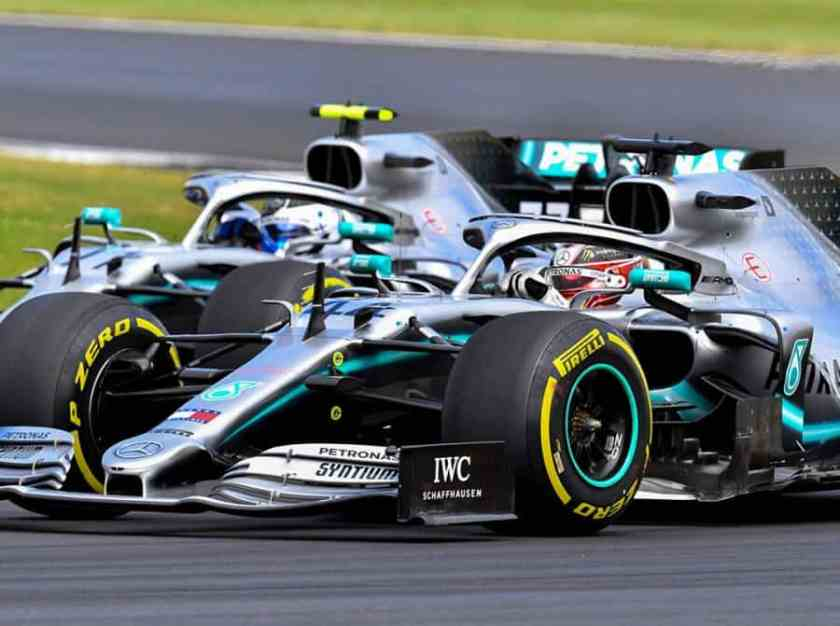anteprima mercedes gp germania