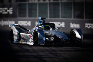 New York E-Prix Venturi