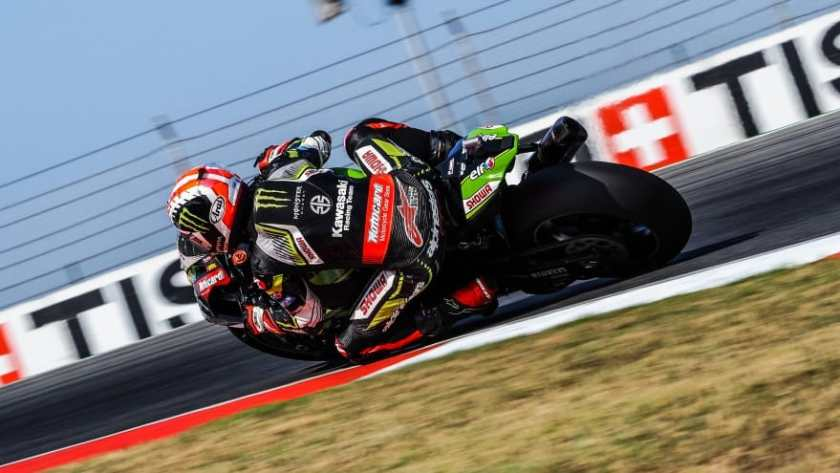 Superbike Portogallo qualifiche