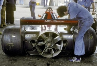 Fan car Brabham