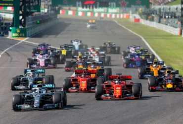 F1 GP cancellati