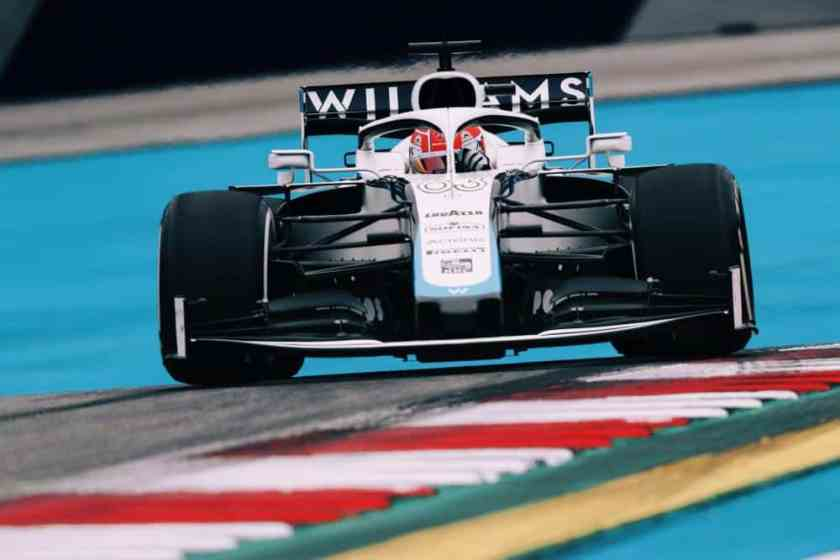 williams f1 austria