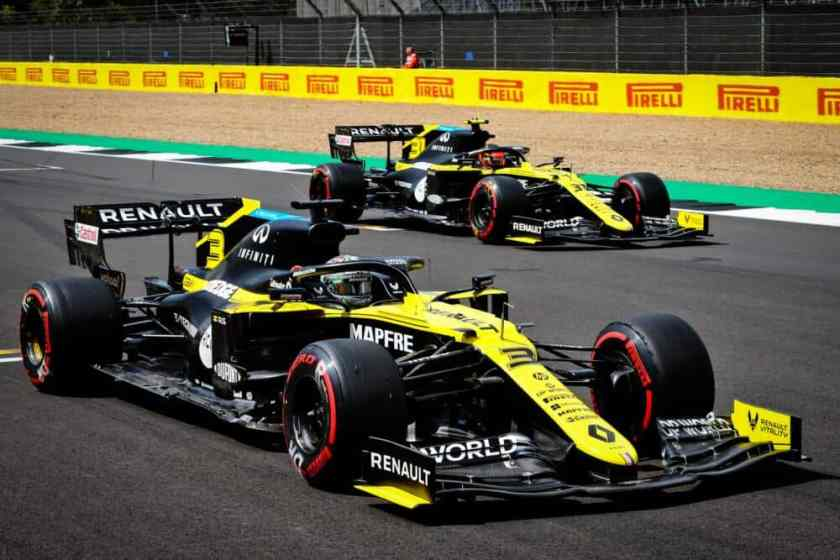 FIA Renault Racing Point