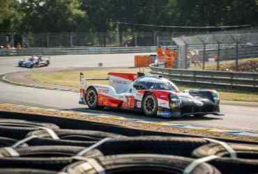 Qualifiche 1 Le Mans