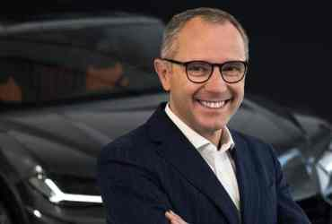 domenicali f1 ceo