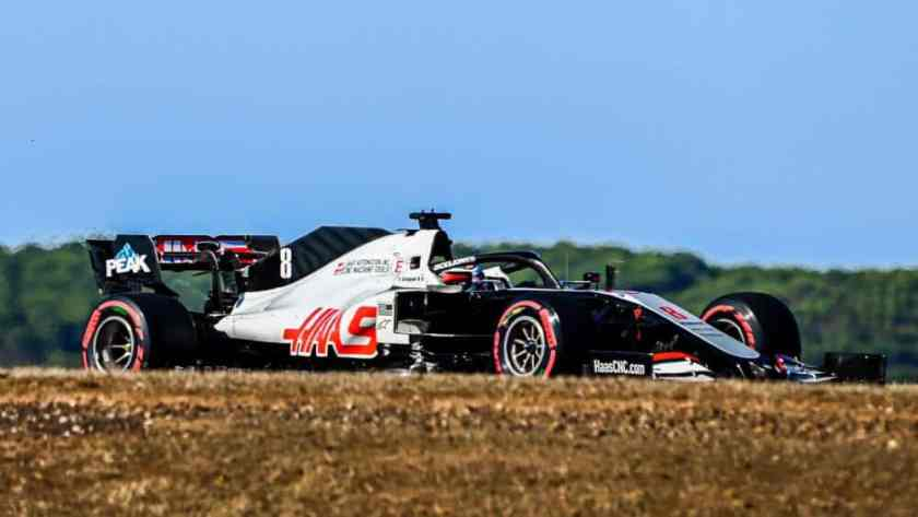 Haas Portogallo Qualifica