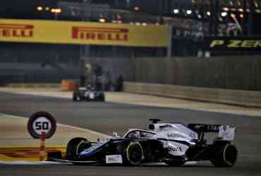 gp bahrain williams