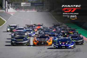 GT World challenge fanatec