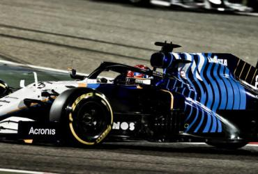Gran Premio Bahrain Williams