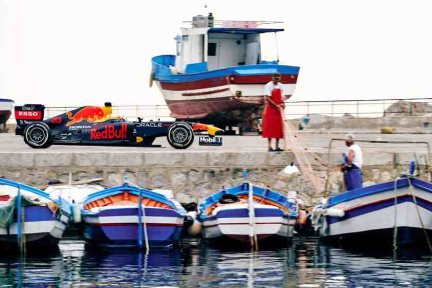 Red Bull palermo