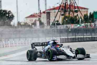 F1 - GP Russia - George Russell