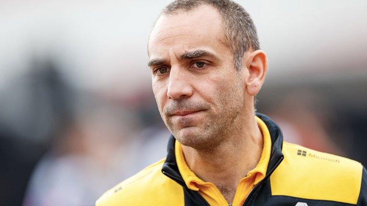 ABITEBOUL: RICCIARDO\'S ARRIVAL AT RENAULT BROUGHT ALONG BAD VIBES