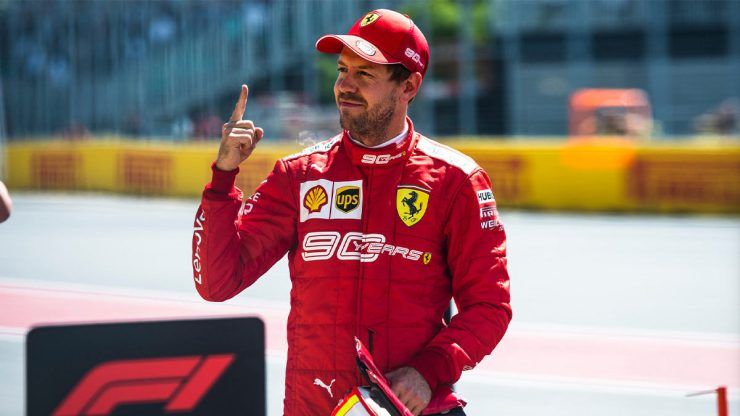 DOES VETTEL DESERVE HIS STAGGERING SALARY