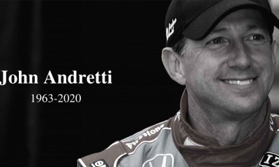 JOHN ANDRETTI DIED OF CANCER
