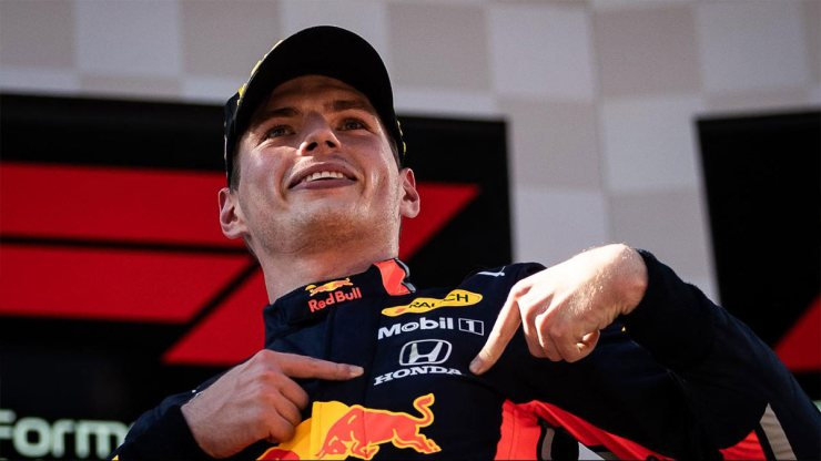 Verstappen extends red bull contract to the end of 2023
