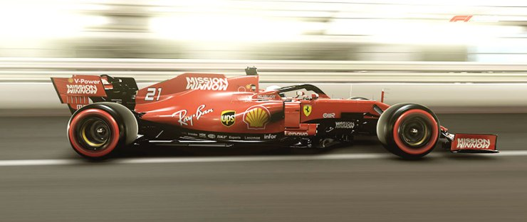 IS THIS FERRARI'S 2020 F1 CAR?