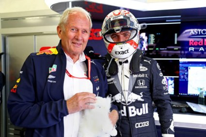 Marko: i spent the holidays fixing the contract of Verstappen