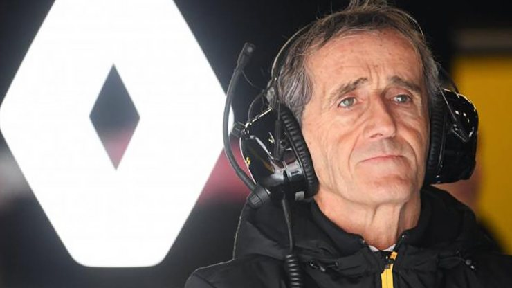 alain prost : charles leclerc is incredibly strong