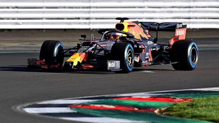 2020 FORMULA 1 CHAMPIONSHIP RED BULL LAUNCHES THE RB16