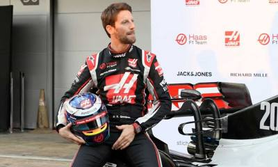 GROSJEAN: WE'LL STAY IN FORMULA 1