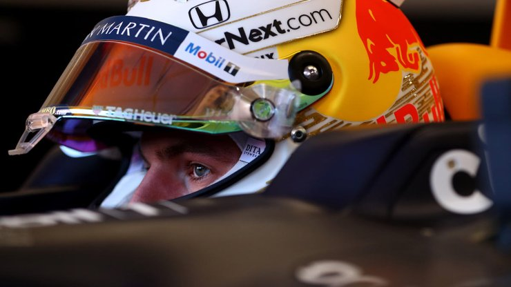 VERSTAPPEN: I FEEL GOOD AND WE ARE PUSHING HARD AS A TEAM