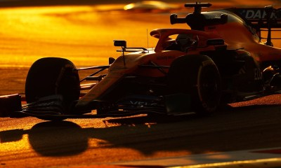 MCLAREN SET TO RECEIVE A LOAN FROM THE NATIONAL BANK OF BAHRAIN