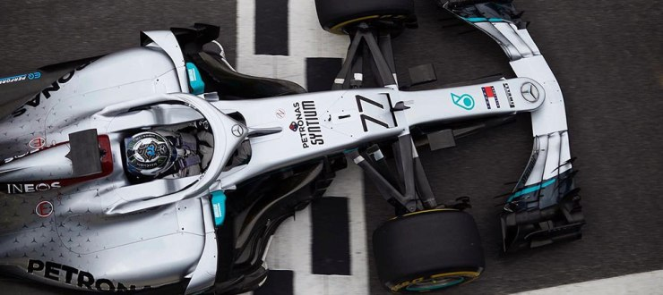 VALTTERI BOTTAS : I THINK IT WAS A VERY HELPFUL DAY FOR THE TEAM