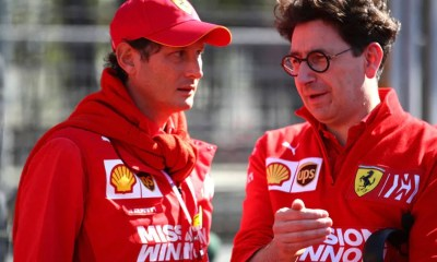BINOTTO RISKS TO LEAVE FERRARI, ELKANN IS READY TO TAKE RADICAL MEASURES