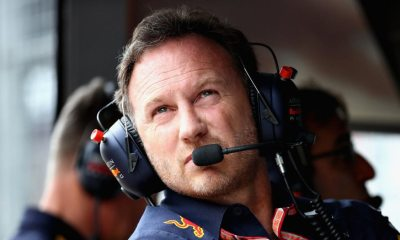 CHRISTIAN HORNER PREDICTS HARD SEASON WITH MERCEDES
